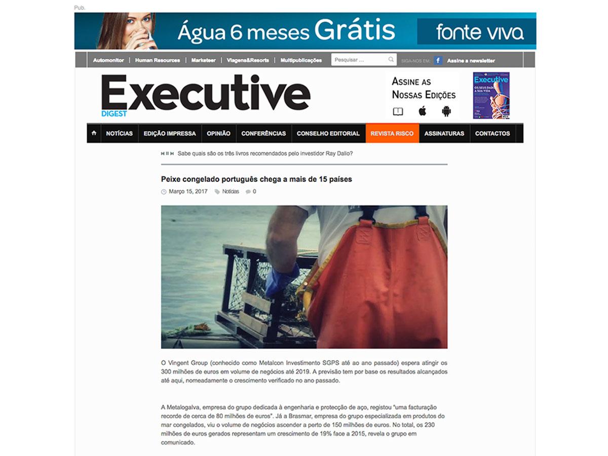 Peixe congelado português chega a mais de 15 países – Executive Digest