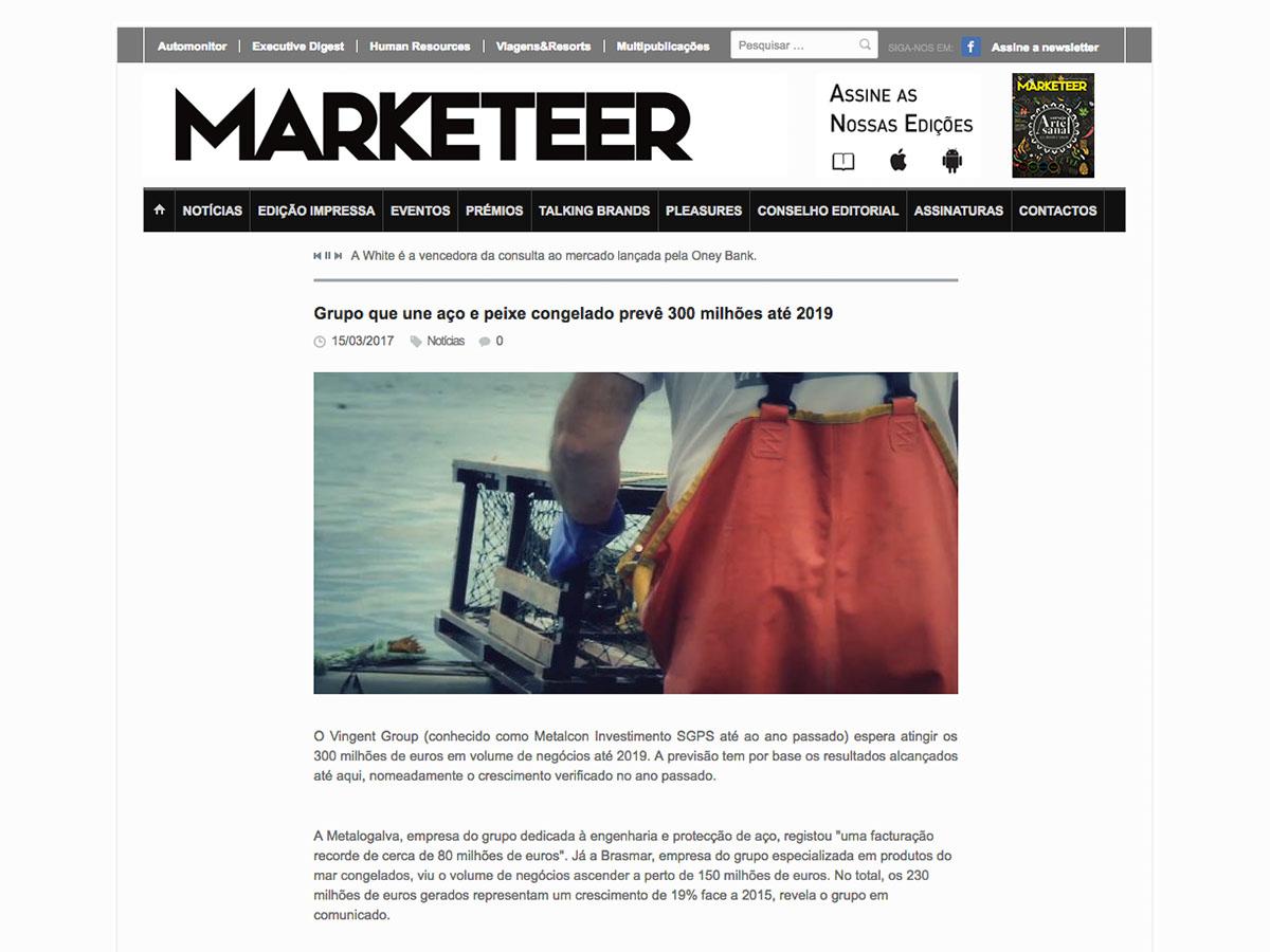 Grupo que une aço e peixe congelado prevê 300 milhões até 2019 – Marketter