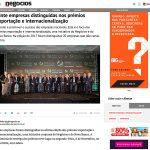 Metalogalva vence prémios Exportação e Internacionalização