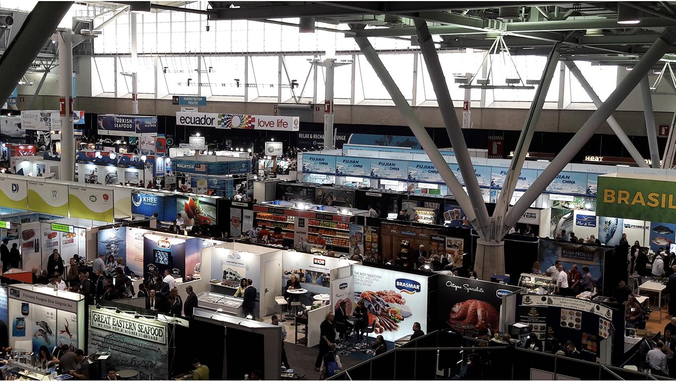 A Brasmar na Seafood Expo North America 2017