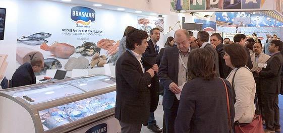 A Brasmar participou na European Seafood Exposition