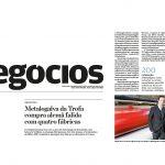 Metalogalva da Trofa compra empresa alemã com quatro fábricas – Jornal de Negócios