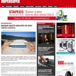 Brasmar investe 6 milhões em nova ampliação de centro logístico na Trofa.
