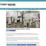 Brasmar Reforça Segurança e Saúde no Trabalho – Security Magazine